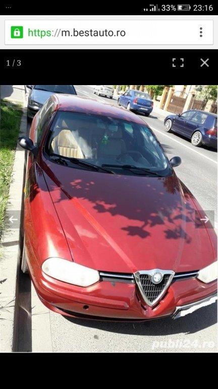 Cap de bara directie -Alfa Romeo 156 benzina