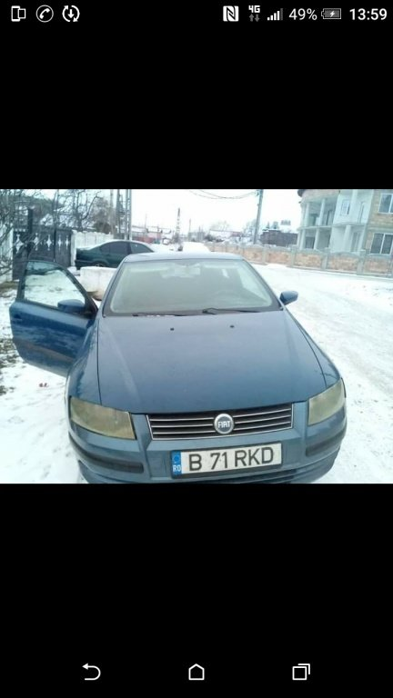 Cap de bara (Fiat stilo benzina 1.6-16,valve. An 2001-2005 (punto alfa romeo 147 )