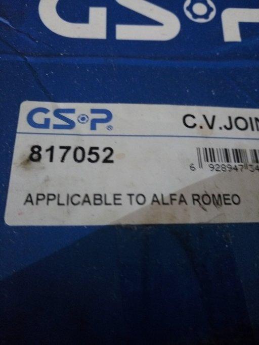 Cap planetara Alfa Romeo Mito, Opel Corsa van,VW CADDY MK2 van Fiat PUNTO