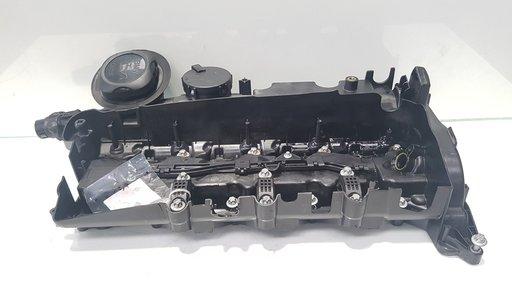 Capac culbutori, Bmw 1 Coupe (E82) 2.0 d, N47D20A, cod 1112-7797613