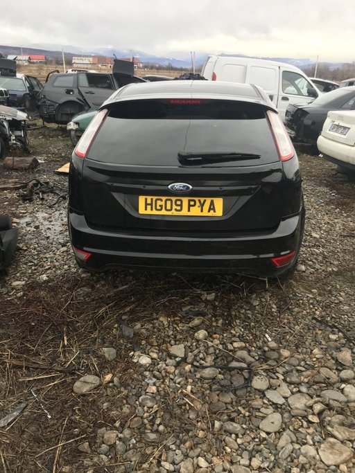 Capac motor protectie Ford Focus 2009 Hatchback 1.6 i