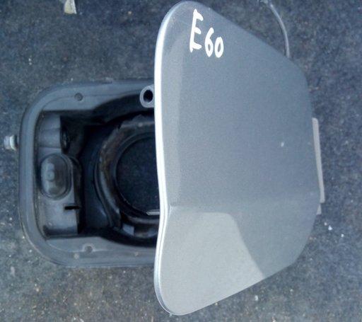 Capac rezervor + buson bmw e60, complet, original.