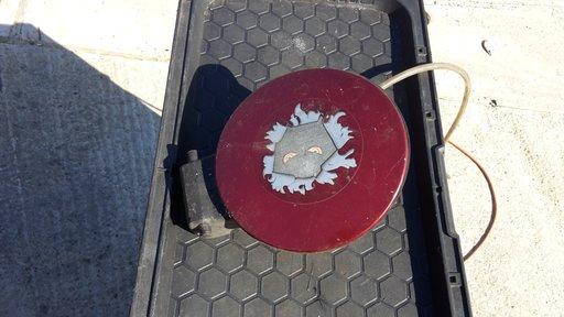 Capac rezervor seat leon 1m / toledo 1m2