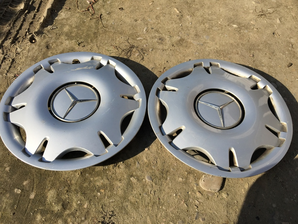 vânzare cu ridicata dantela înăuntru 100% calitate superioară Capac roata original Mercedes Benz Vito 639 R16 - #892502265 ...