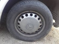Capace centrale roata fata Mercedes Vito 180 D ,2.3 diesel 1999.Dezmembrari Mercedes Vito 2.3 diesel 1999.