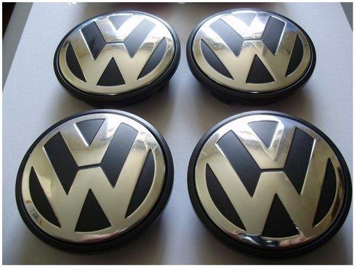 Capace jante aliaj VW TOUAREG cod original 7L6 601 149 B / 7L6601149B