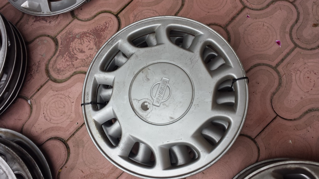 Capace Nissan pe 14 inch
