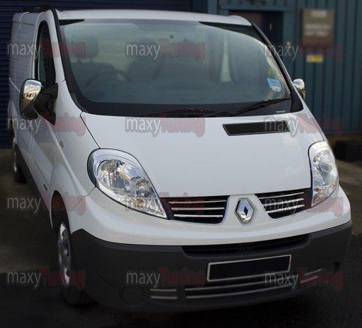 Capace oglinda cromate Renault Trafic Opel Vivaro 2001->