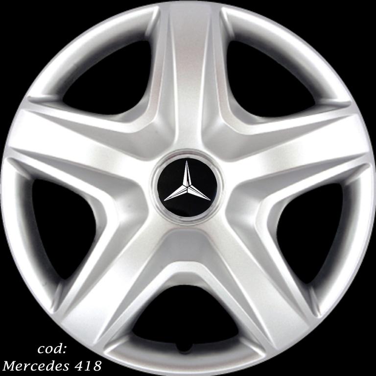 detaliind cumpărare vânzare en-gros online Capace roti 16 Mercedes - Imitatie Jante Aliaj - #1337775024 ...