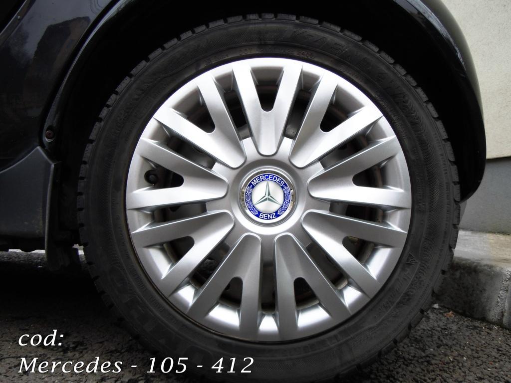 ofera reduceri intreaga colectie cumpărarea de noi Capace roti 16 Mercedes - Livrare cu Verificare - #1218941434 ...