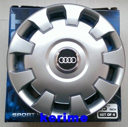 Capace roti R15 Audi /set, cod 303