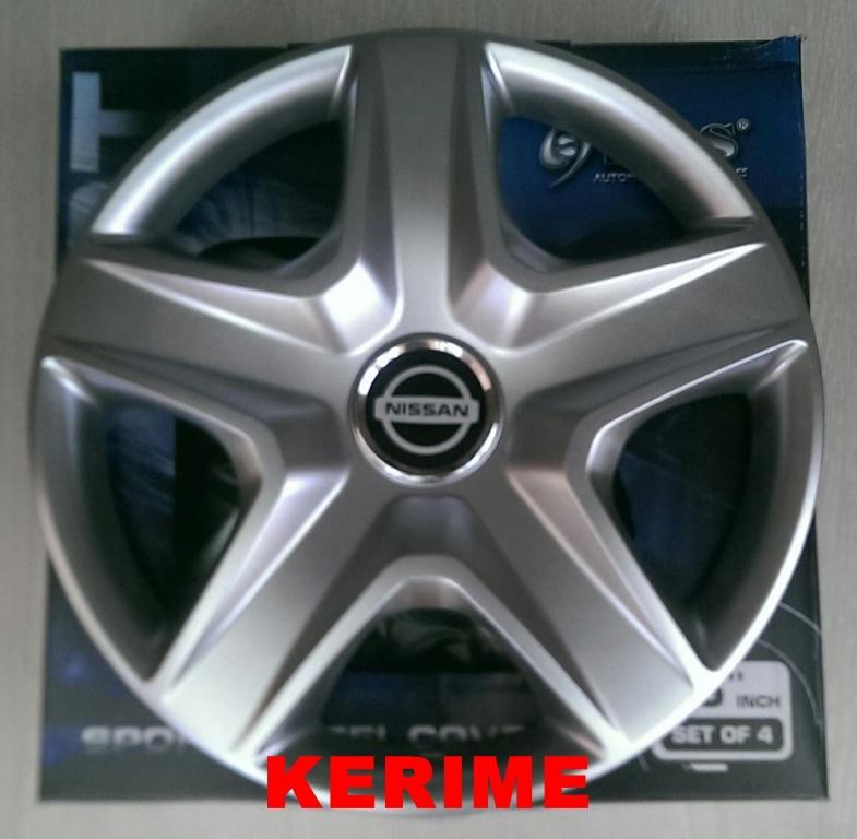 gamă largă vânzare ieftină din Marea Britanie design atemporal Capace roti R15 Nissan /set, cod 340 - #901102386 - PieseAuto.ro