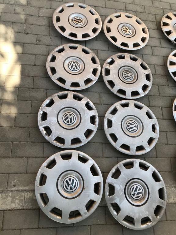Capace set de 4 VW in 15 inch