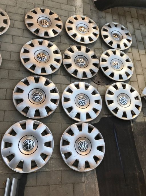 Capace set de 4 VW in 15 inch