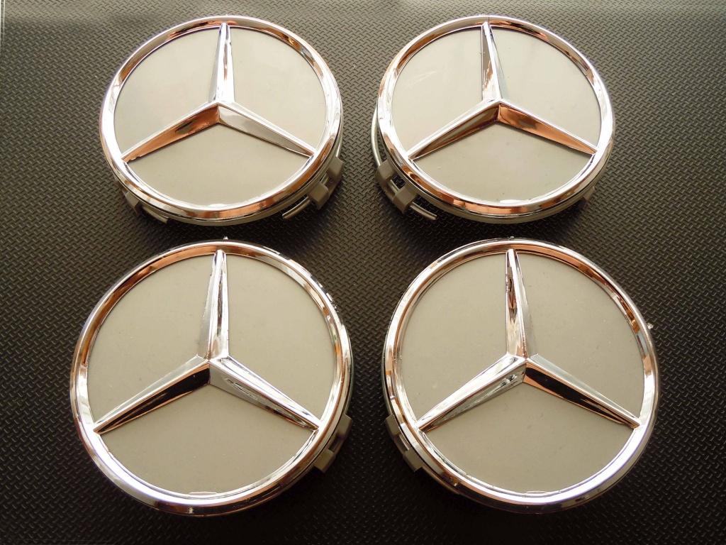 ultima moda dimensiunea 40 vânzare Statele Unite online Capacele Mercedes pt Jante din aliaj Originale - #725755726 ...
