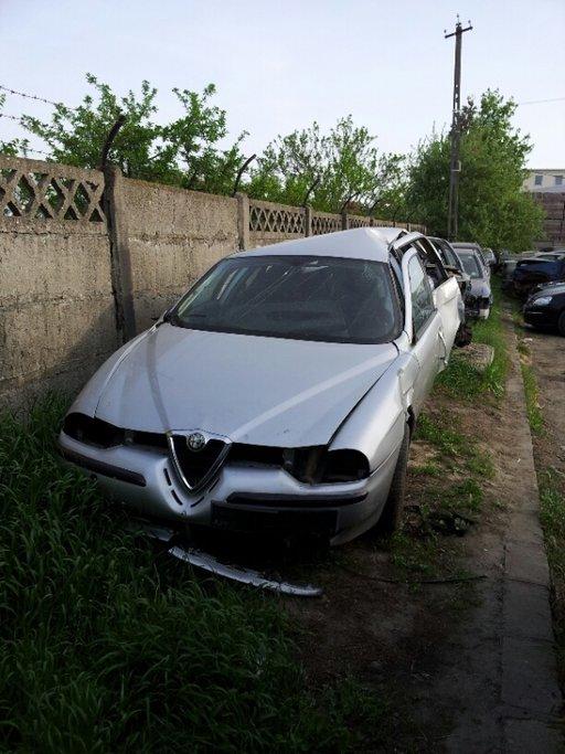 Capota Alfa 156 an 2001 pe gri
