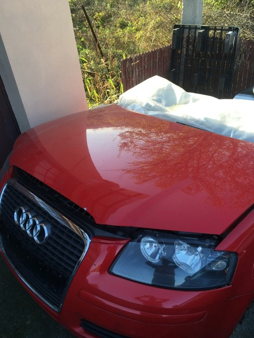 Capota Audi A3. 2005
