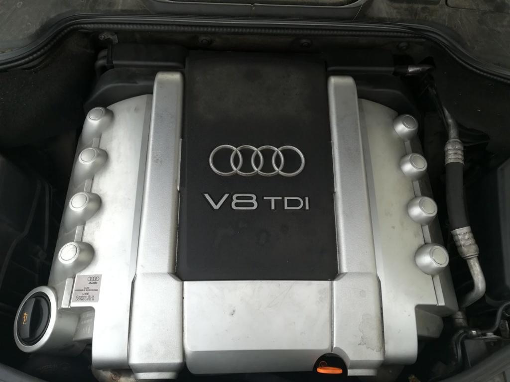 Capota Audi A8 2005 berlina 4.0tdi