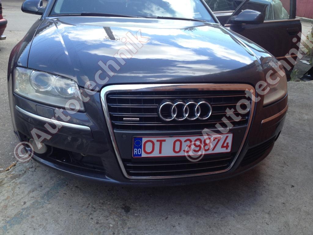Capota Audi A8 an 2006