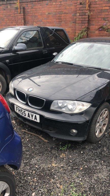 Capota BMW Seria 1 E81, E87 2005 Hatchback 2.0
