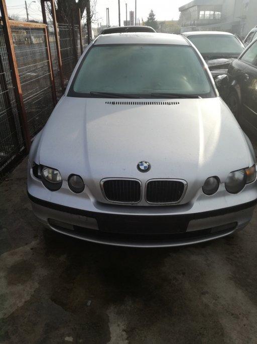 Capota BMW Seria 3 Compact E46 2002 compact 1.8 tdi
