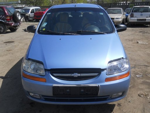 Capota Chevrolet Kalos 2004 BERLINA 1.4