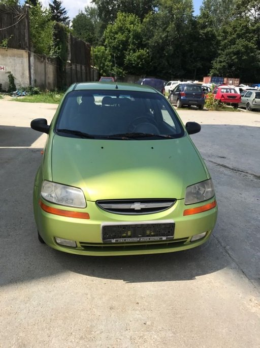 Capota Chevrolet Kalos 2004 Hatchback 1.4