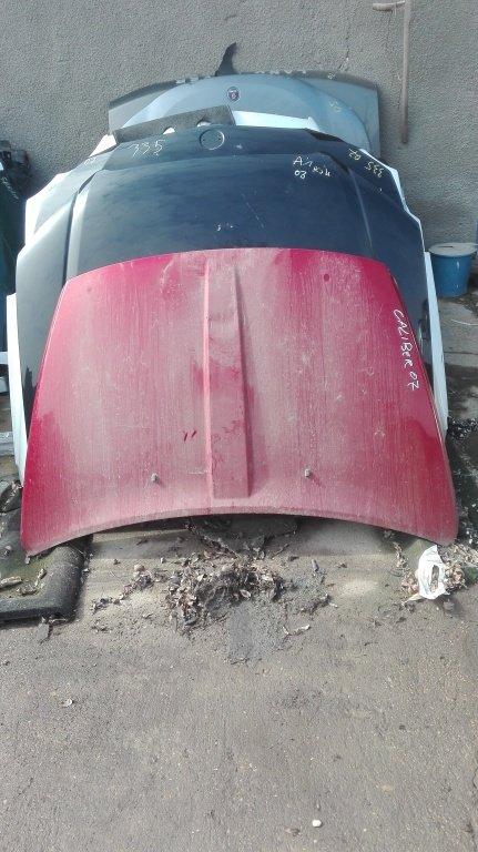 Capota Dodge Caliber 2007