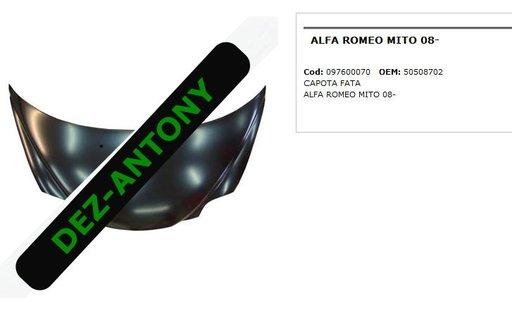 Capota fata Alfa Romeo Mito