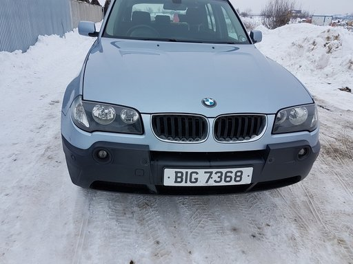Capota fata bmw x3,e83,2004-2010,PARC DEZMEMBRARI BMW