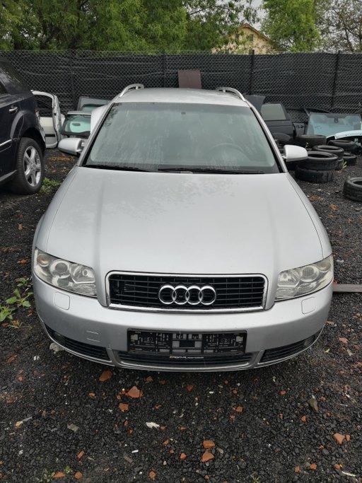 Capota gri fata Audi a4 b6 cod culoare LY7W