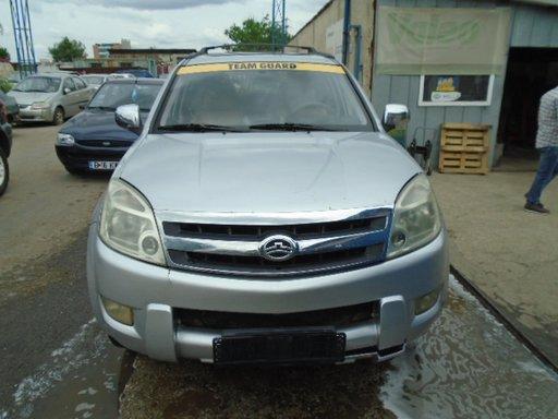 Capota GWM Hover 2006 SUV 2.4