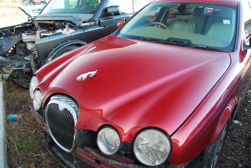 Capota Jaguar S-Type (cu emblema in relief)
