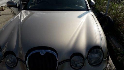 Capota Jaguar S-Type