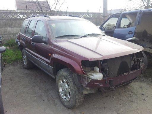 Capota Jeep Grand Cherokee 1999-2005 pe visiniu