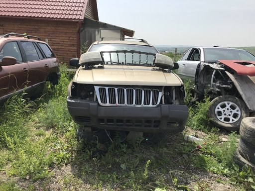 Capota Jeep Grand Cherokee 2001 suv 4800