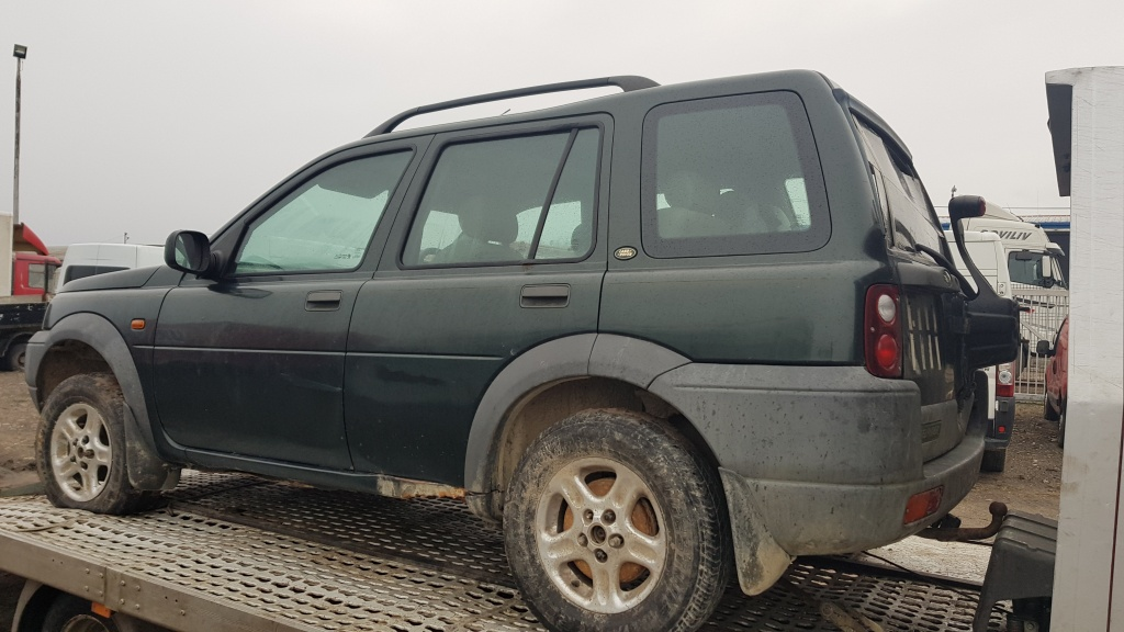 Capota Land Rover Freelander 2000 SUV 2.0D