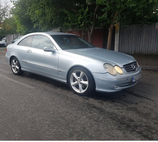 Capota Mercedes CLK C209 2004 Coupe 2.7