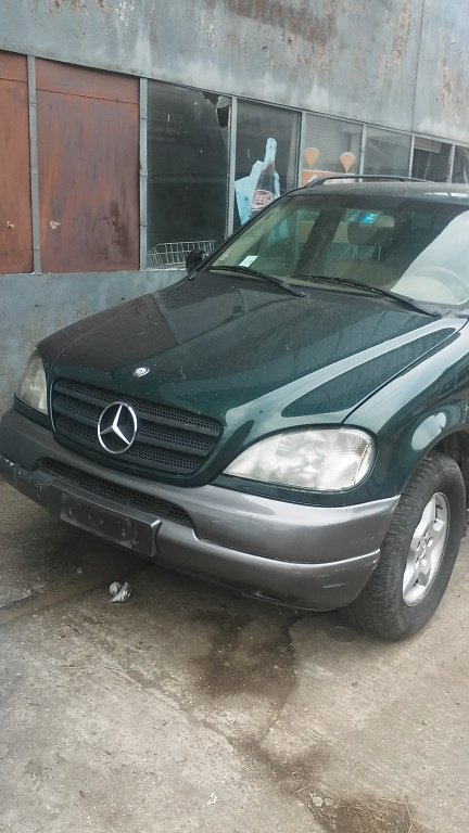 Capota Mercedes M-CLASS W163 2000 Off-Road 2.7