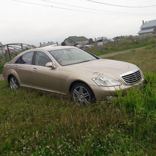 Capota Mercedes S-CLASS W221 2007 berlina 3.0cdi o