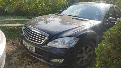 Capota Mercedes S class W221