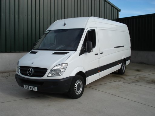 Capota Mercedes Sprinter w906 an 2007