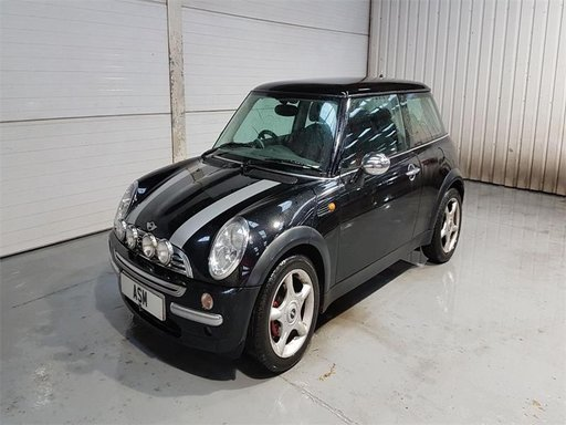 Capota Mini Cooper 2002 hatch 1.6