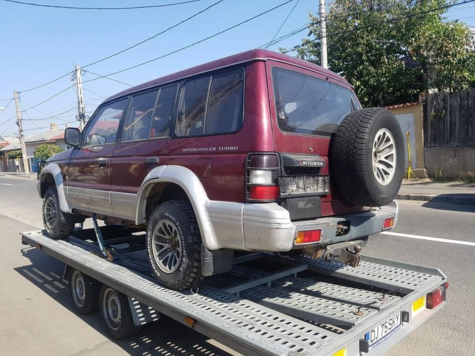 capota mitsubishi pajero 1994 hatchback 2.5 gls - #987994213
