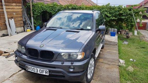 Capota motor bmw x5 e53 2003 motor 3000 diesel