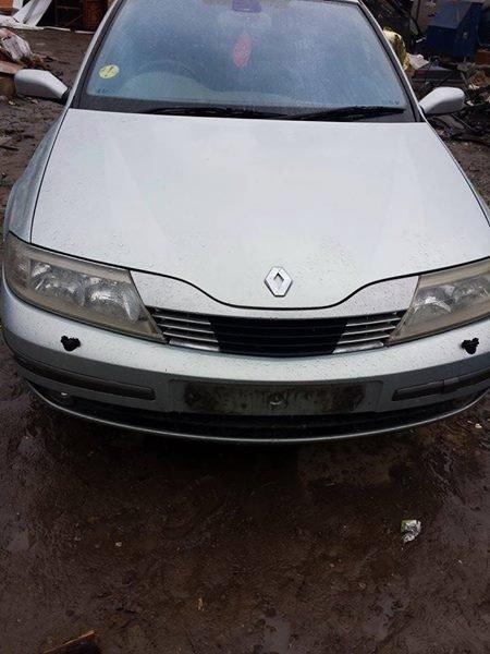 Capota motor Renault Laguna 2