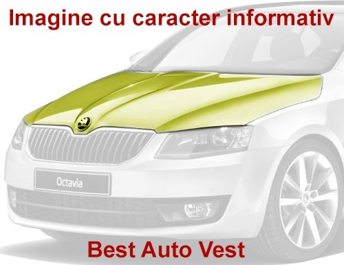 Capota motor Seat Ibiza, Cordoba 6K 1999-2002 Fata 6K0823031B, galvanizata