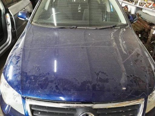 Capota motor VW passat b6 originala Albastru