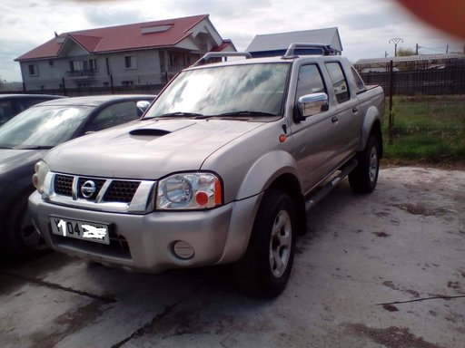 Capota Nissan NAVARA 2004 pick-up 2.5d