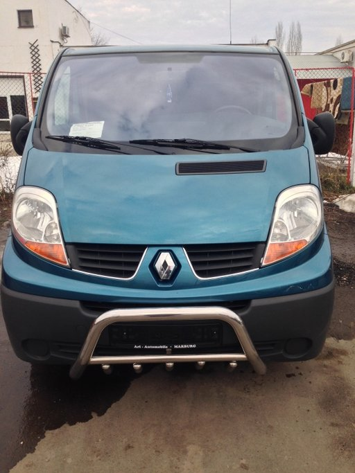 Capota Renault Trafic 2.0 2007 Diesel